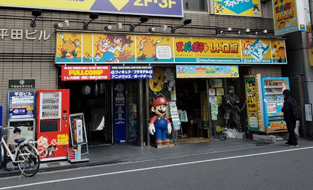 Legendary Japanese game store Super Potato goes global