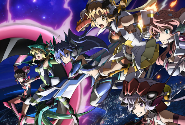 Crunchyroll add Symphogear XV and AXZ to their line-up