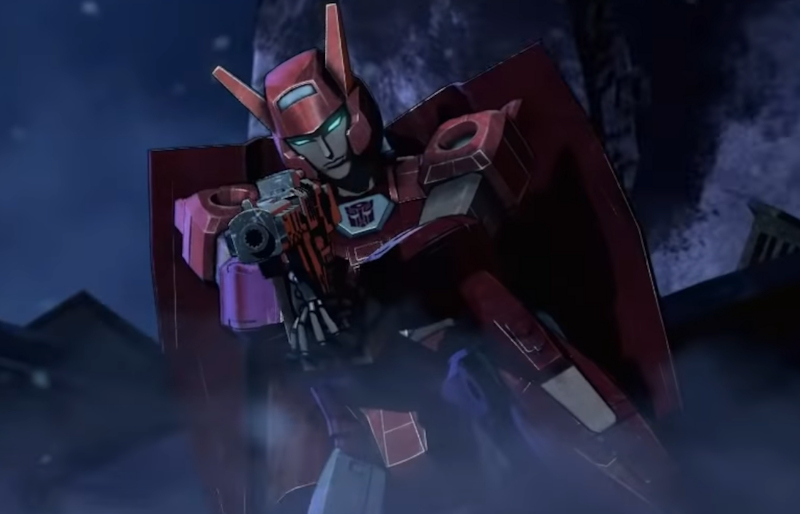 Transformers War For Cybertron Netflix Trailer Live