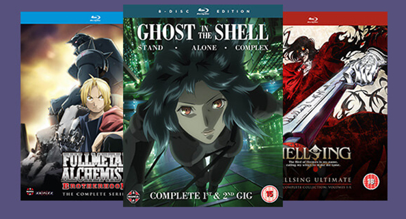 Zavvi launch Anime Month sale