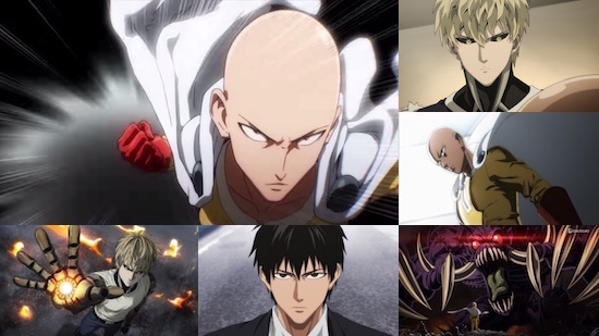 One Punch Man - Eps. 1-4