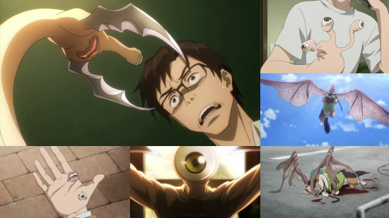 Parasyte -the maxim- Eps. 1-5