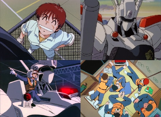 Patlabor OVA Series 1 - The Early Days Collection