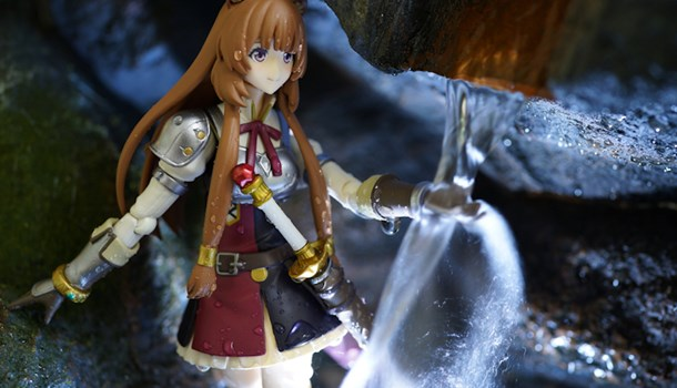 Figma Raphtalia - Rising of the Shield Hero