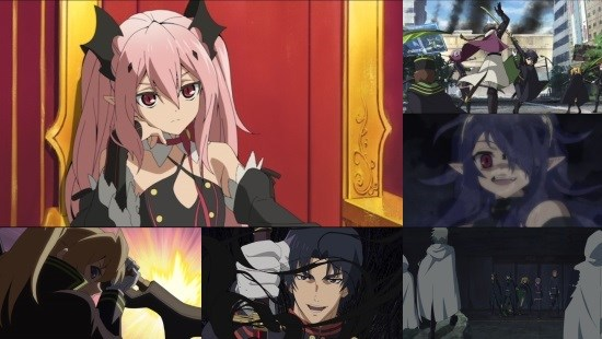 Seraph of the End: Season 1 Part 1 Collector's Edition