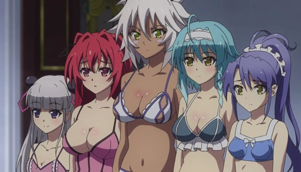 Testament of Sister New Devil: Season 1