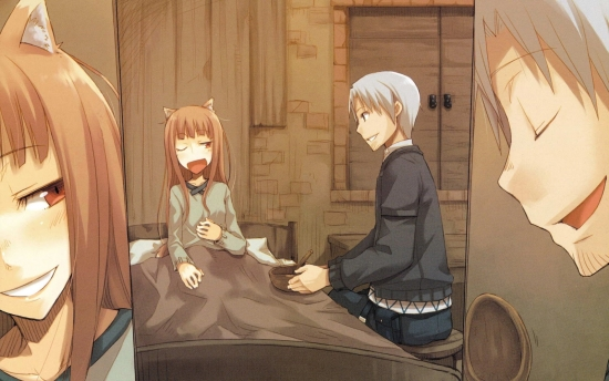 Spice and Wolf Vol. 7 (Light novel)
