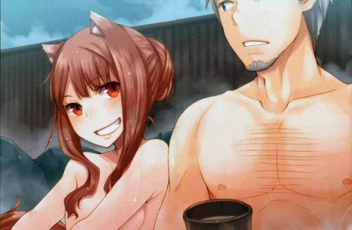 Spice and Wolf vol 17: Epilogue