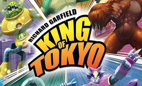 King of Tokyo (Boardgame)