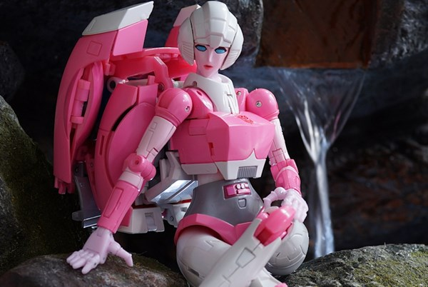 Transformers Masterpiece Arcee