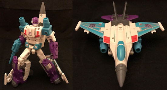Transformers POTP Dreadwing