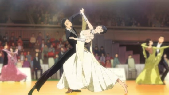 Welcome to the Ballroom - Eps. 1-3