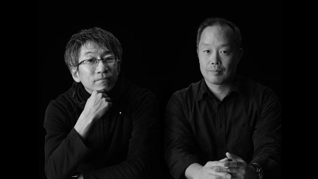 An Audience with Takeshi Yashiro and Satoshi Akutsu