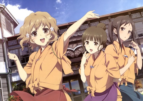 Hanasaku Iroha - Blossoms For Tomorrow (Part 1)