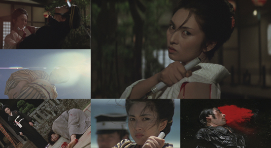 Lady Snowblood / Lady Snowblood 2: Love Song of Vengeance