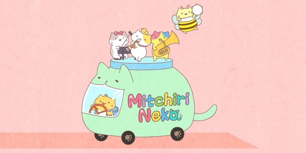 Mitchiri Neko - Eps 1-5
