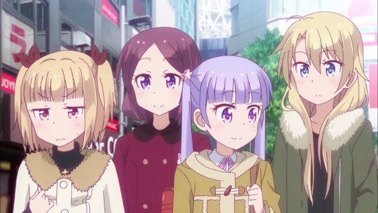 New Game! seasons 1 and 2