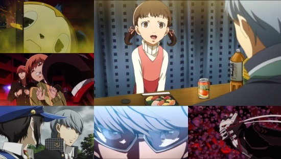 Persona 4 the Golden Animation - Eps. 1-3