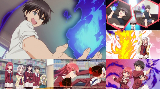 When Supernatural Battles Became Commonplace Eps. 1-3
