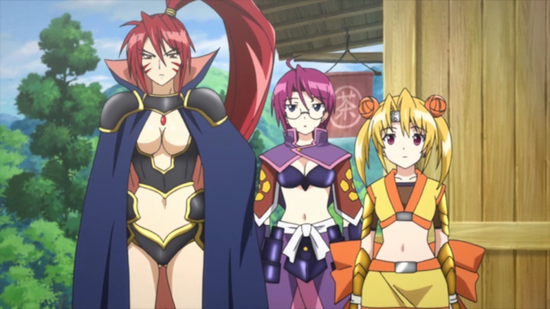 Battle Girls - Time Paradox - Eps. 1-3