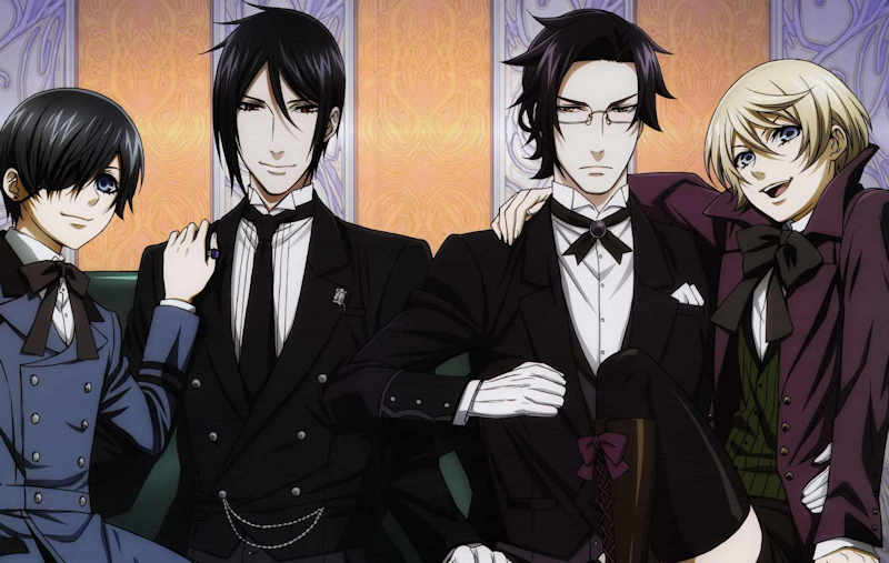 Black Butler - Complete Series 2 Collection