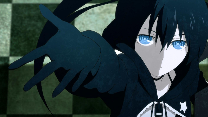Black Rock Shooter - Complete TV Series Collection