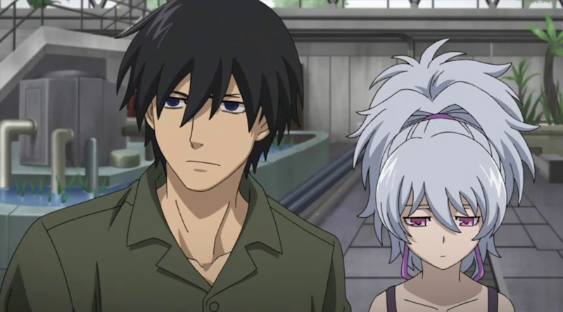 Darker Than Black Vol. 3&4