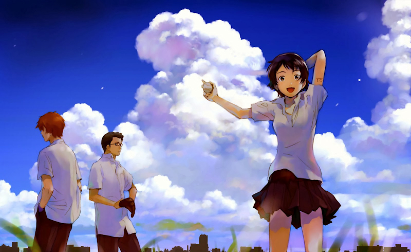 Girl Who Leapt Through Time (The)