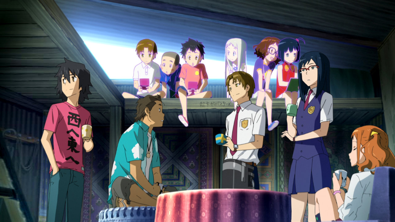 Anohana: The Flower we saw that day Collection