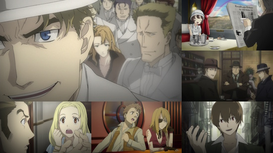 Baccano! Collector's Edition Blu-ray