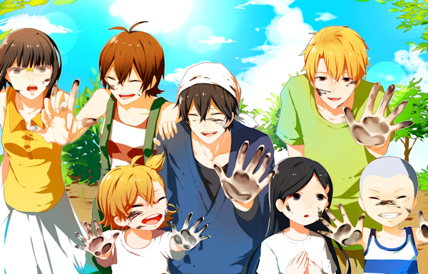 Barakamon - Complete Series Collection