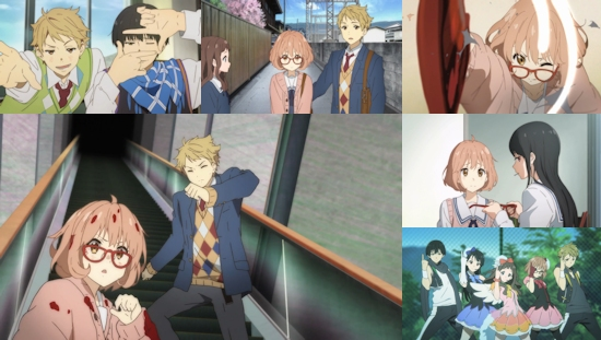 Beyond the Boundary - Eps. 1-6