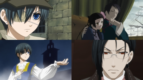 Black Butler - Series 1 Part 2
