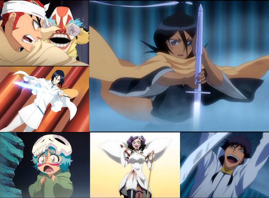 Bleach: Series 8 Part 1