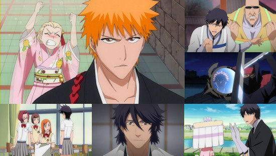Bleach: Series 9 Part 1