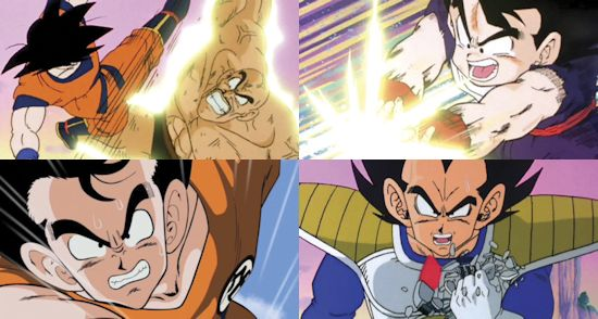 Dragon Ball Z Kai - Eps. 1-17 (TV broadcast)
