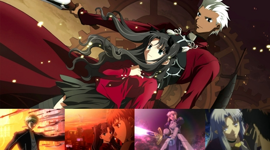 Fate Stay Night - Unlimited Blade Works