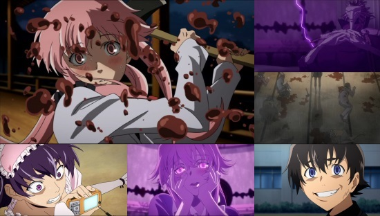 Mirai Nikki: Future Diary - Collection 1
