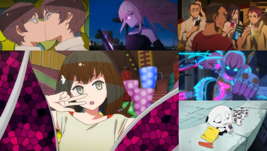 Gatchaman Crowds - Complete Series Collection