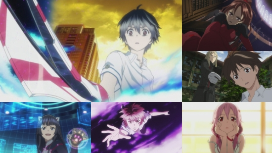 Guilty Crown - Part 1