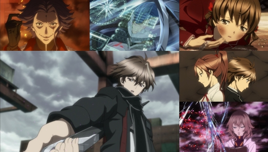 Guilty Crown - Part 2