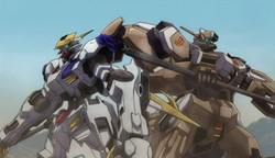 Mobile Suit Gundam: Iron Blooded Orphans Series One (Netflix)