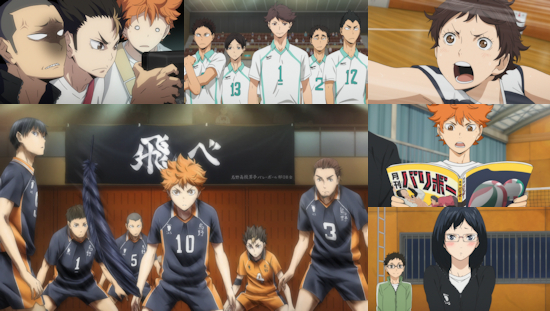 Haikyu!! Season 1 Collection 2