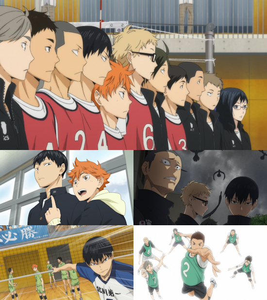 Haikyu!! Season 1 Collection 1