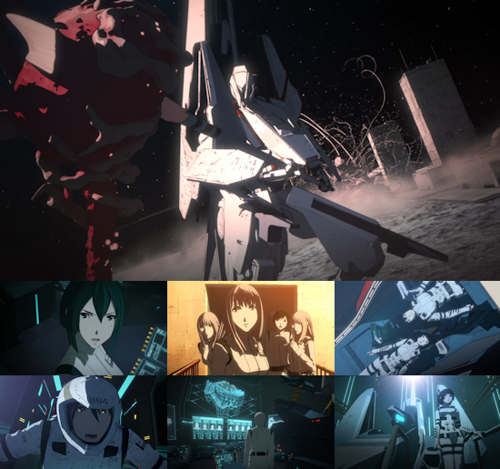 Knights of Sidonia - Complete Series 1 Collection