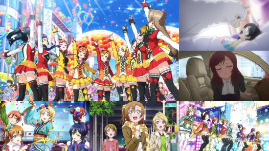 Love Live! The School Idol Movie (Theatrical screening)