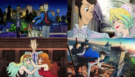 Lupin the 3rd Part 4 - Eps. 1-14