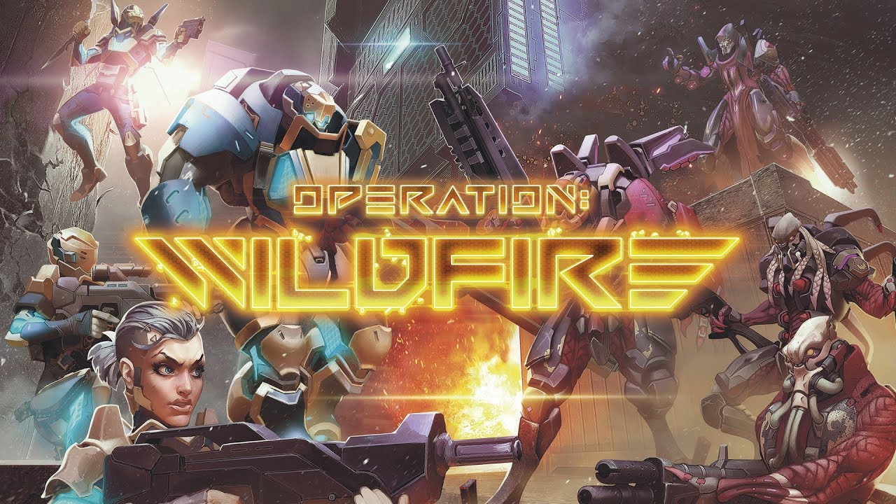 Infinity Operation: Wildfire