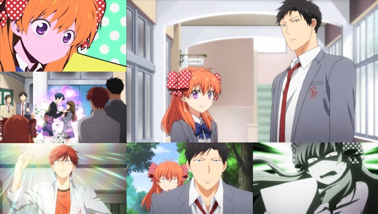 Monthly Girls' Nozaki-kun - Eps. 1-3
