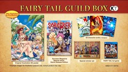 The FAIRY TALE Guild Box is available to pre-order tomorrow